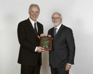 Dr. Anthony Jevnikar was recently awarded the Schulich Lifetime Achievement Award, presented at the annual Awards of Excellence celebration, by Schulich Dean Michael Strong.