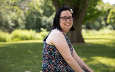 Grad looks to aid others who face adversity