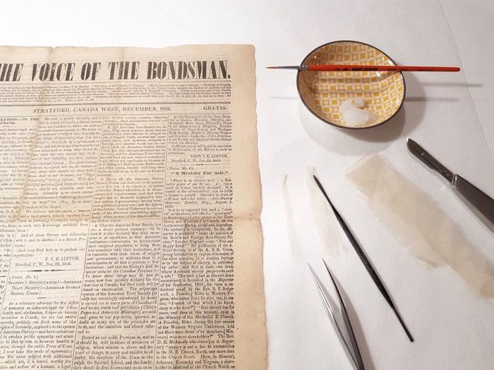 Western rediscovers, revives long-lost abolitionist newspaper
