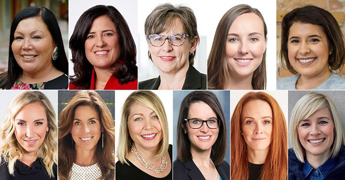Alumnae named among Canada's Most Powerful