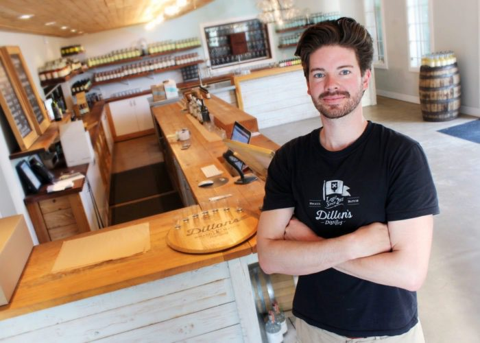 Geoff Dillon, Dillon's Small Batch Distillers