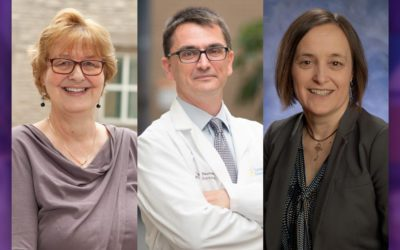 Western trio honoured with Distinguished University Professorships